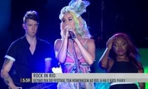 Sucessos do pop encerram festival no Rio Janeiro