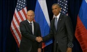 Rivalidade entre EUA e Rússia volta a esquentar em encontro da ONU