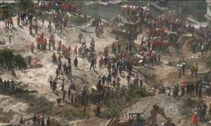 Deslizamento de terra deixa 31 mortos na Guatemala