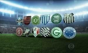 Campeonato Brasileiro: a briga para fugir do rebaixamento movimenta a competição