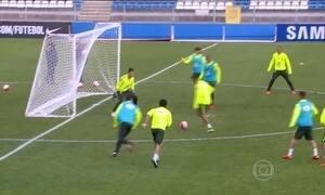 Brasil estreia contra o Chile nos jogos classificatórios para a Copa de 2018