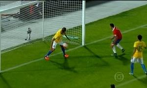 Brasil perde para o Chile no primeiro jogo das Eliminatórias da Copa