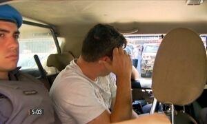 Cinco PMs e um guarda municipal são presos por chacinas