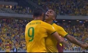 Brasil vence a Venezuela pelas Eliminatórias da Copa