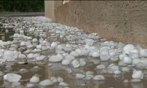 Previsão do tempo é de mais chuva para o Sul do país