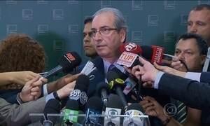 Processo na Câmara investiga se Eduardo Cunha deve ser cassado