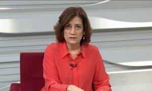 Miriam Leitão comenta o bom desempenho da balança comercial
