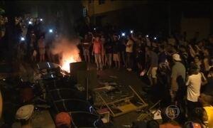 Moradores se revoltam com morte de jovem em MG