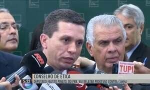 Conselho de Ética define relator do processo que investiga Eduardo Cunha