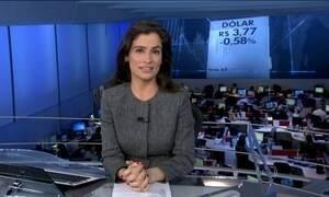 Cotação do dólar cai, nesta quarta-feira (11), no Brasil