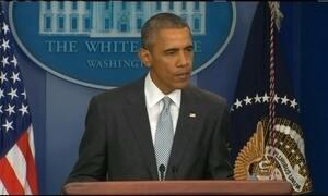 Barack Obama oferece ajuda à França depois de ataques em Paris