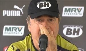Levir Culpi deixa o cargo de técnico do Atlético Mineiro