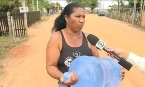 Moradores de Colatina (ES) reclamam de cheiro de cloro na água