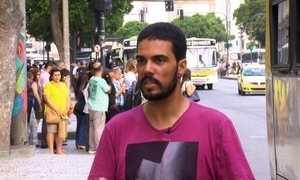 Carteiro resolve ajudar menor que pegou celular dele no Centro do Rio