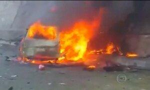 Carro-bomba mata governador da província de Áden, no Iêmen