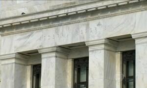 Banco Central dos EUA sobe juros pela primeira vez em quase 10 anos