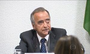Nestor Cerveró diz que repassou propina a Renan Calheiros e Delcídio do Amaral