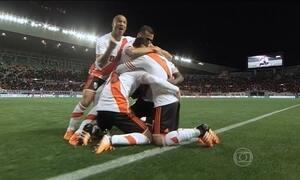 River Plate disputa a primeira semifinal do Mundial de Clubes do Japão