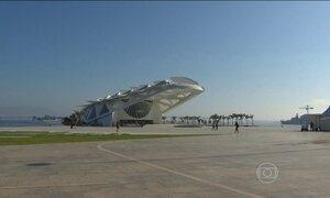 Museu do Amanhã é inaugurado no RJ