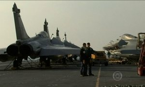 EUA admitem ataque aéreo contra o Estado Islâmico no Iraque