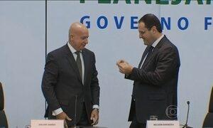 Ministro da Fazenda tenta convencer mercados internacionais sobre seriedade do governo