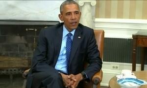 Obama anuncia nesta terça (5) medidas para o controle da venda de armas nos EUA