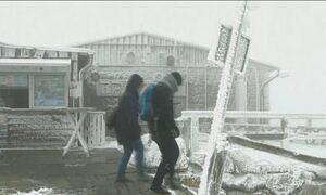 Frio mata 21 pessoas na Polônia