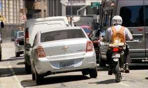 Cinquenta e sete carros são roubados por hora no Brasil