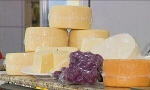 """Conheça o""""Corredor do queijo' na Fernão Dias"""