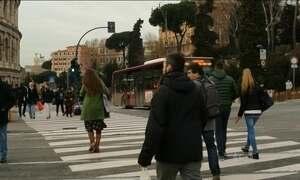 Medo de atentados muda hábitos dos italianos
