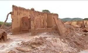 PF indicia Samarco e Vale por desastre ambiental em Mariana (MG)