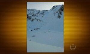 França investiga instrutor de esqui pela morte de três pessoas em avalanche