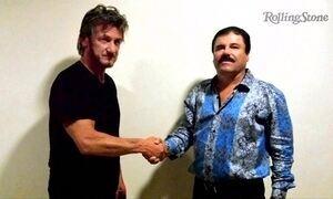 Sean Penn se arrepende de entrevista com traficante mexicano El Chapo