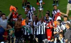 Atlético Mineiro é o campeão do Torneio da Flórida