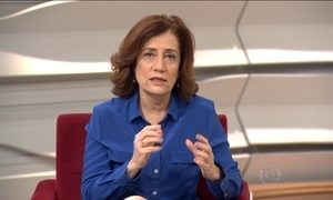 Miriam Leitão comenta projeções da inflação e oferta de crédito do governo