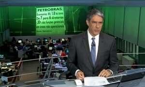 Petrobras anuncia economia de R$ 1,8 bilhão por ano com redução do número de diretorias