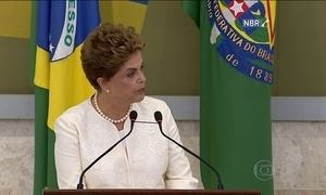 Presidente Dilma defende reforma da Previdência e aprovação da CPMF