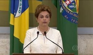 Dilma Rousseff faz apelo pela aprovação da nova CPMF