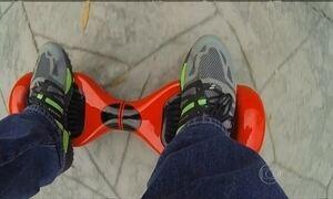 Hoverboard, novidade tecnológica do transporte, vira motivo de preocupação nos EUA