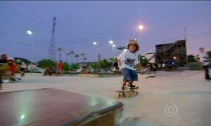 11% das residências brasileiras têm pelo menos um morador que anda de skate
