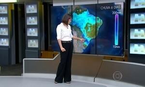 Rio Grande do Sul pode ter mais temporais neste sábado (30)