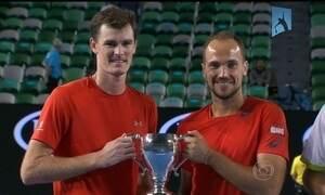 Tenista brasileiro conquista título de um dos principais torneios do mundo