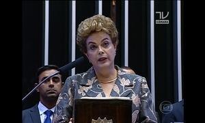 Dilma Rousseff pede ao Congresso a aprovação de mais impostos