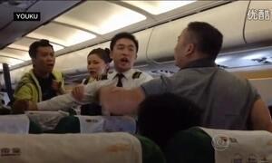 Companhias aéreas da China criam lista negra de passageiros mal-educados