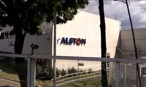 Alstom vai indenizar estado de São Paulo para se livrar de processo