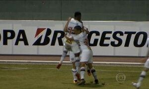 São Paulo arranca empate na estreia da Pré-Libertadores