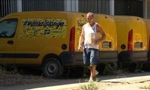 Violência restringe entrega de encomendas nas casas de brasileiros