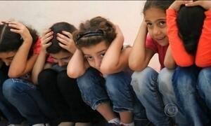 Conferência arrecada US$ 11 bi para ajudar vítimas da guerra na Síria