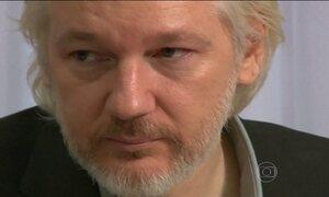 ONU diz que confinamento de Julian Assange é ilegal