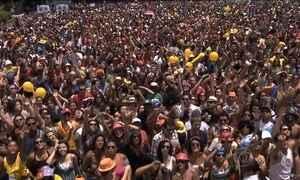 Desfile dos blocos de rua em São Paulo ganha mais força este ano